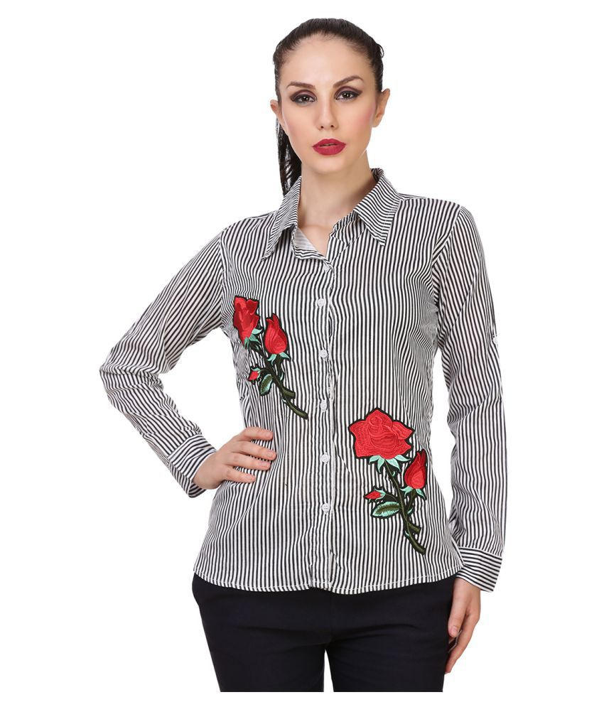 MDS Jeans Cotton Shirt