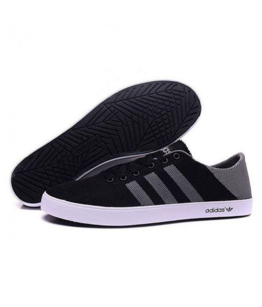 new style a7838 d6491 ... new arrivals adidas neo 1 black casual shoes 475cc c3fbc