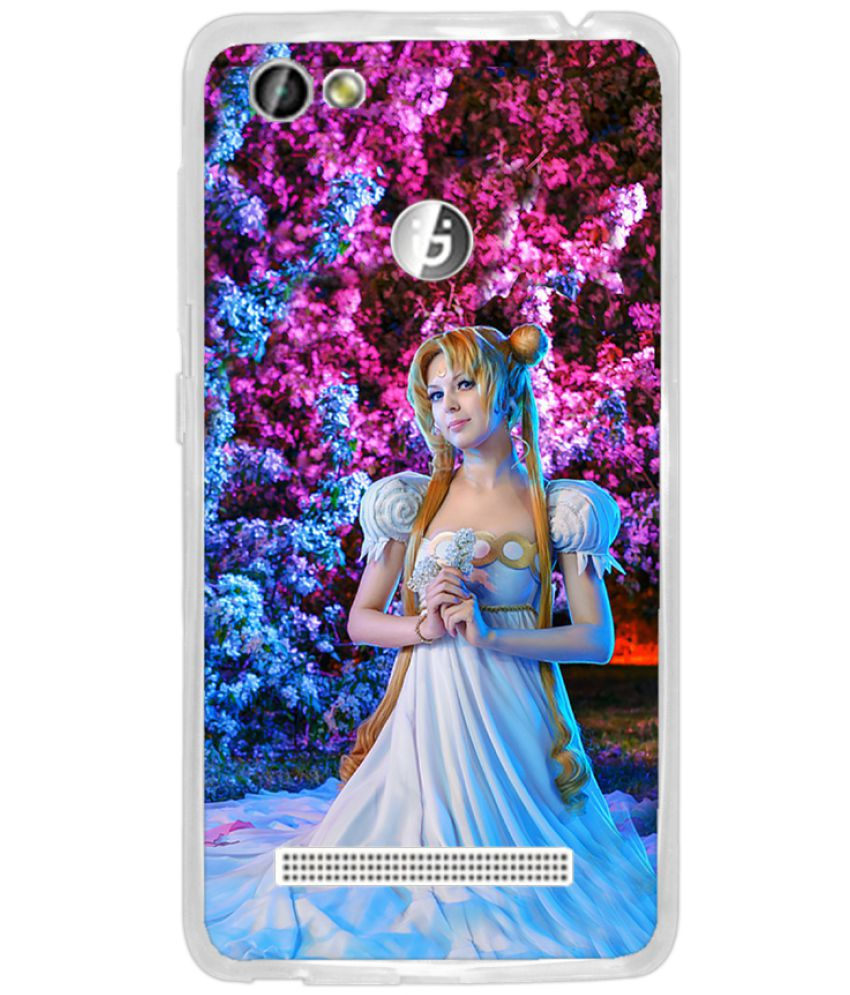 Gionee F103 Pro Printed Cover By instyler