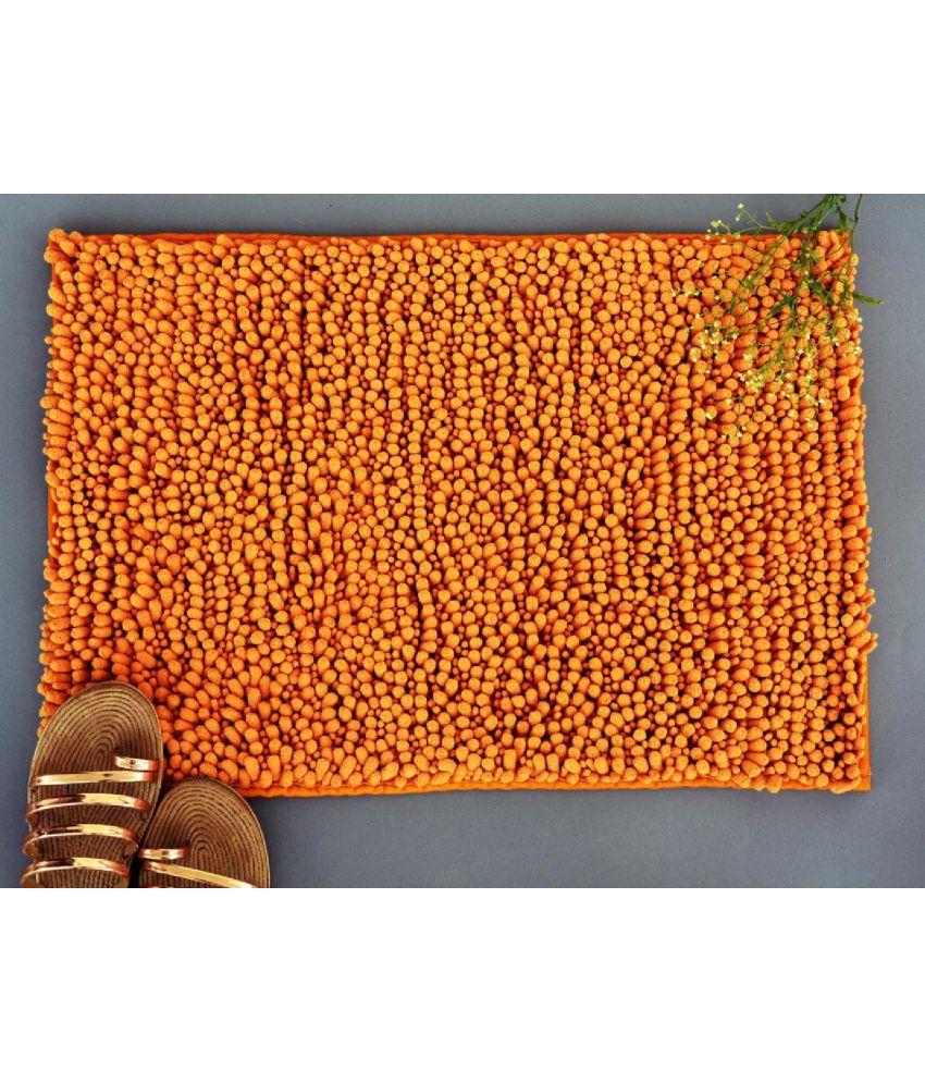 NestRoots Yellow Single Anti-skid Floor Mat