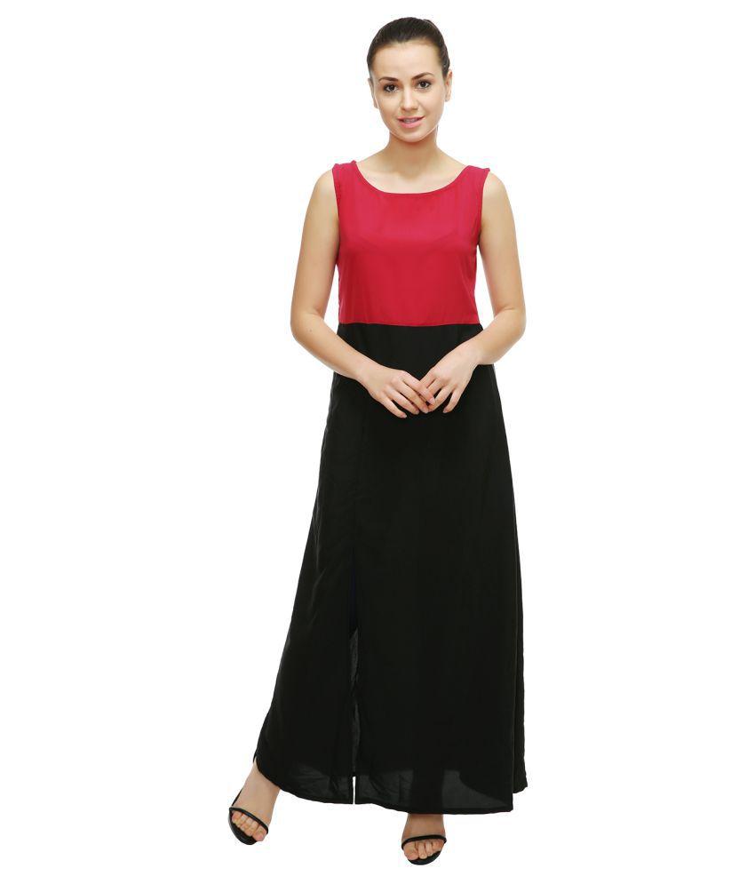 Adyuth Poly Crepe Dresses