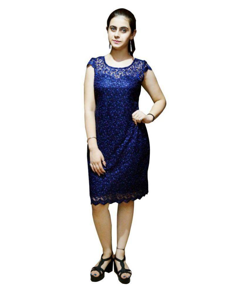 Fashion Fruitss Lace Bodycon Dress