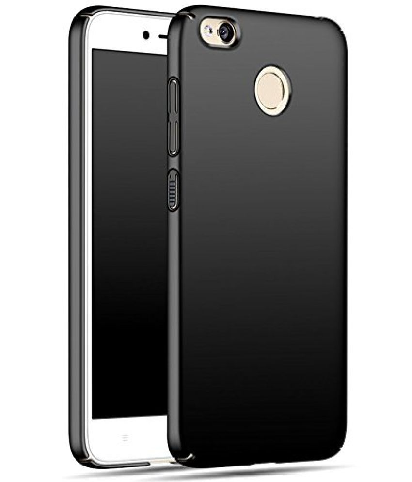 best service 6307f 1acc3 Xiaomi Mi4 Plain Cases Galaxy Plus - Black