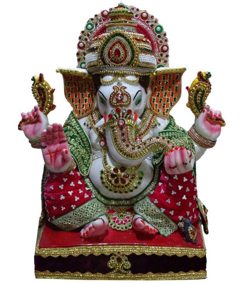 Paras Magic Ganesha Polyresin Idol