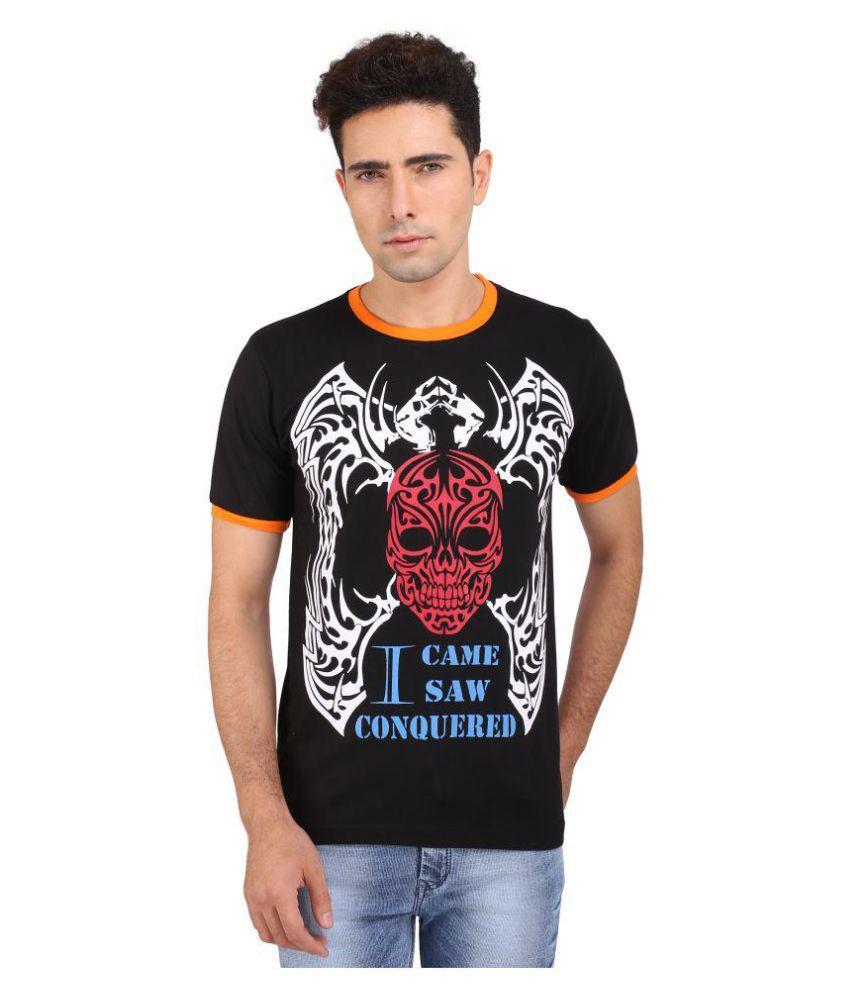 Attabouy Multi Round T-Shirt