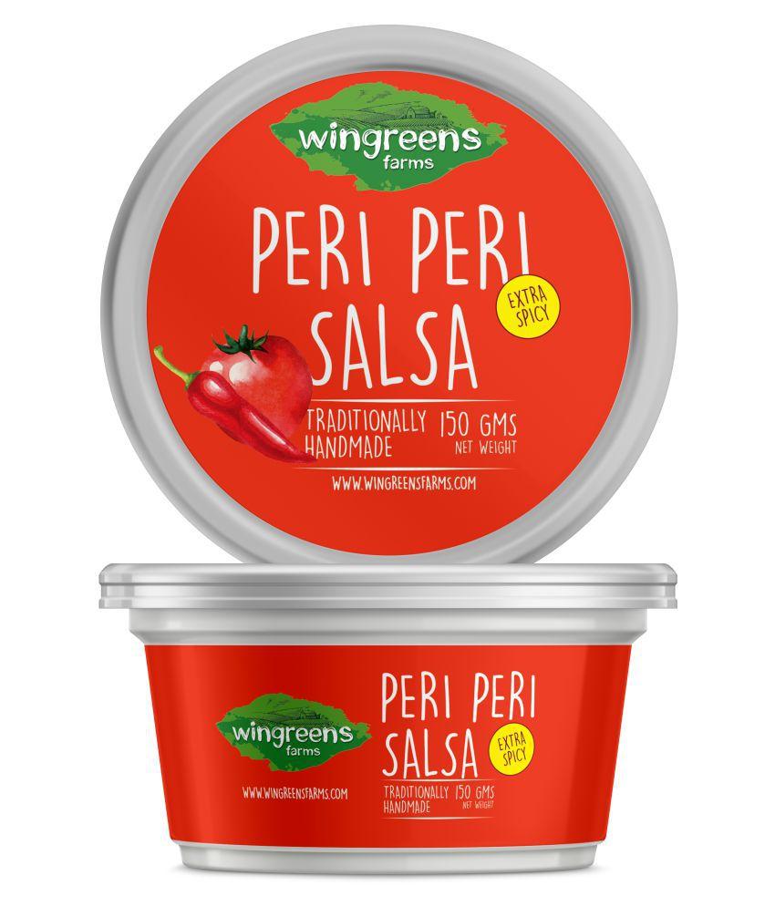 Wingreens Farms Peri Peri Salsa 150 gm