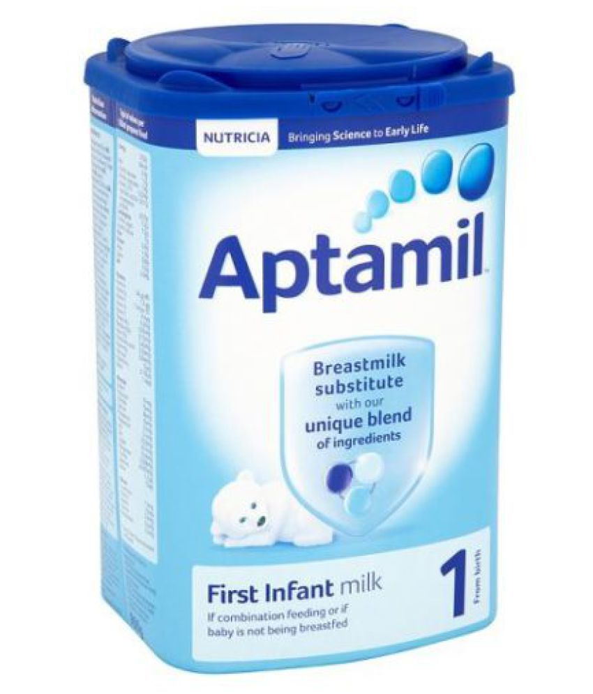 Aptamil Aptamil 1 First Milk Powder 900g Infant Formula