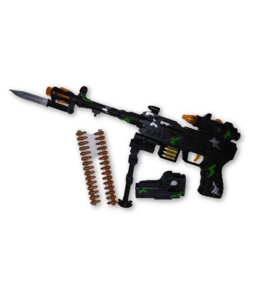 Machine Gun Set (Multicolor) - Buy Machine Gun Set ...