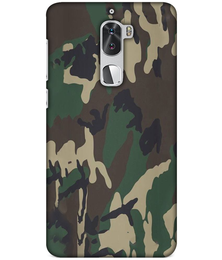 Coolpad Cool 1 Printed Cover By Blutec