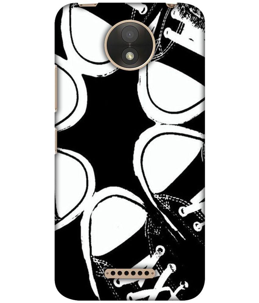 Motorola Moto C Plus Printed Cover By Blutec