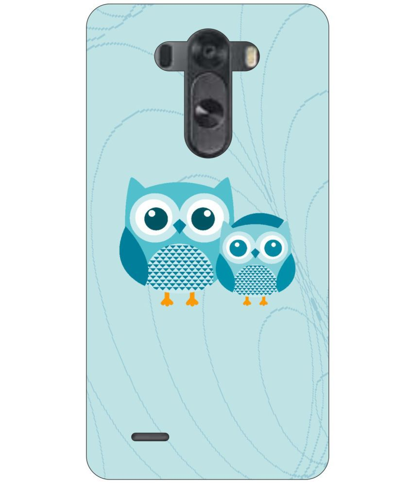 Lg G3 Printed Cover By Go Hooked