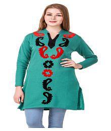 85afb3bf3b Woolen Kurtis  Buy Woolen Kurtis Online at Best Prices in India on ...