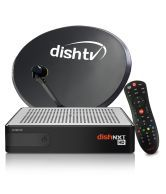 DishTV HD Connection with Recorder-Malayalam Pack (1 Month Family-Sport and Full-on HD) with Lifetime Warranty (worth 1000)