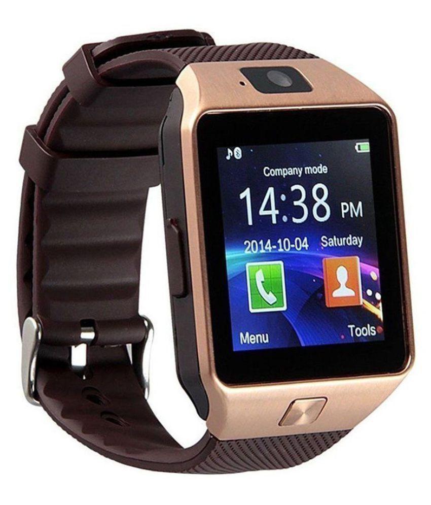 TRASS M9_golden_TRASS_17_831 Smart Watches