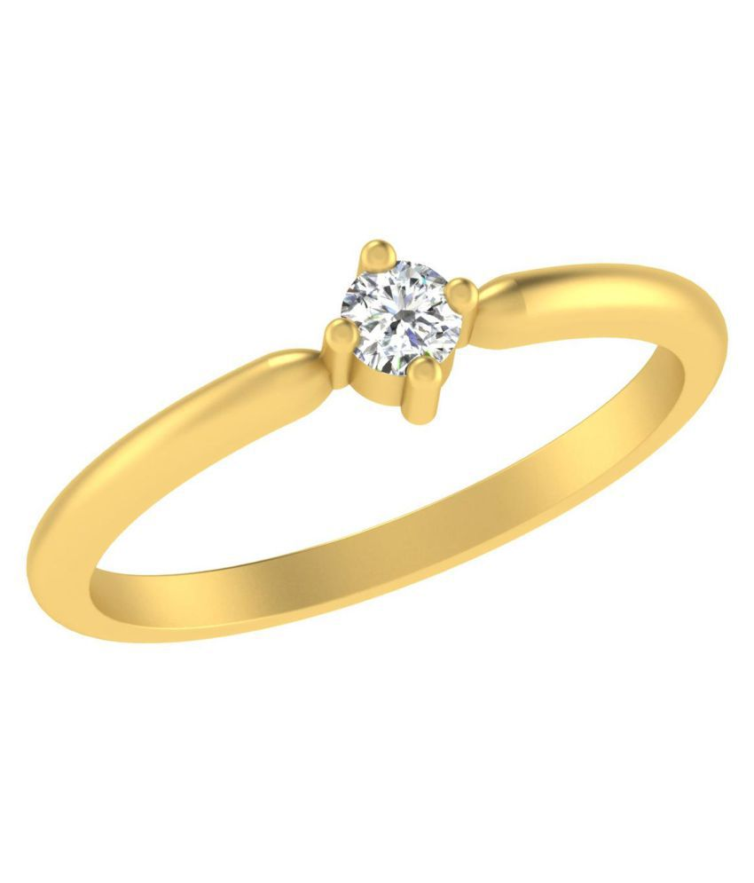 Gili 18k Gold Ring