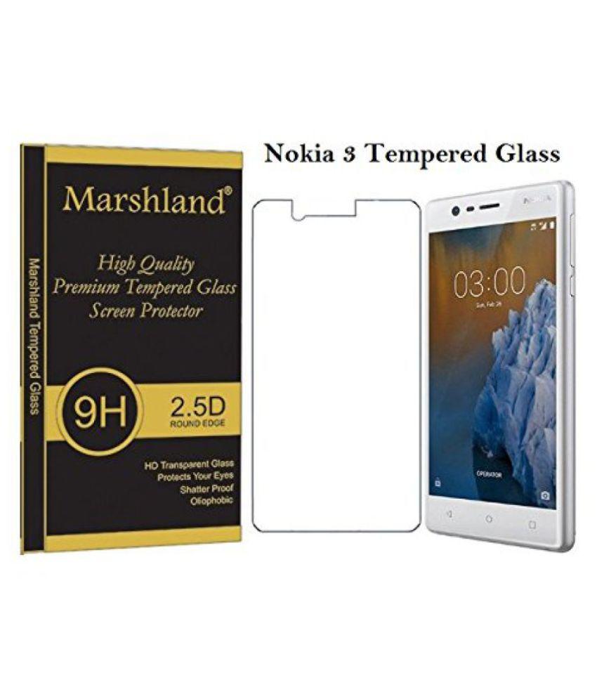 Nokia 3 Anti Shock Screen Guard By Marshland