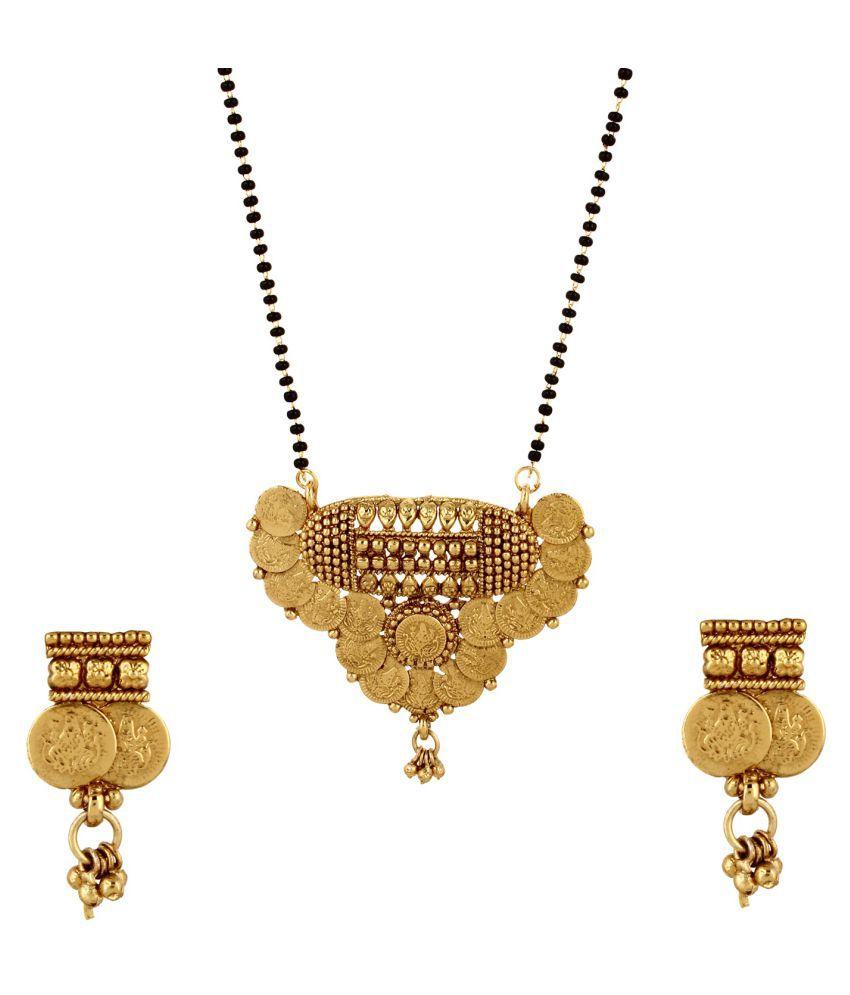 Shorya Color Fashion 2017 Designer Mangalsutra