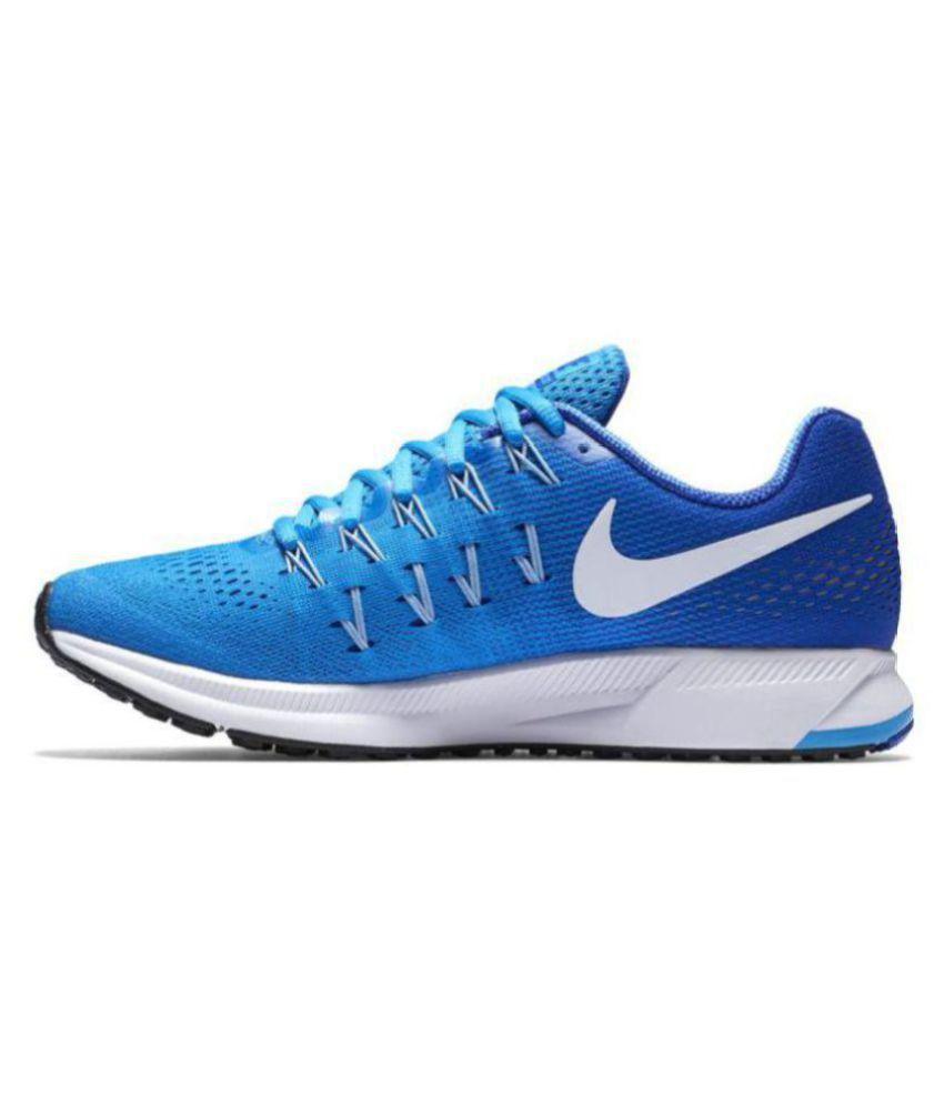 official photos ea913 17225 Nike Pegasus 33 Sky Blue Running Shoes