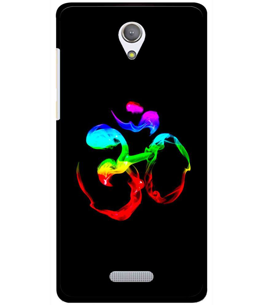 Gionee Marathon M4 Printed Cover By Snooky