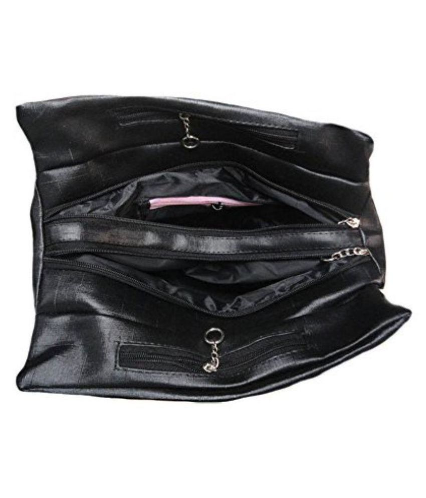 AJ STYLE Black P.U. Shoulder Bag - Buy AJ STYLE Black P.U. Shoulder ... 248e988335
