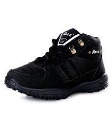 Abon A_02 Lifestyle Black Casual Shoes