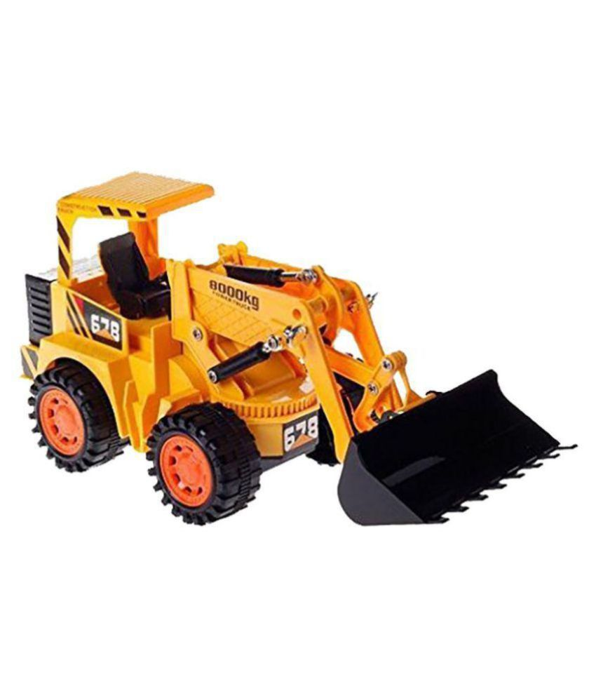 Full Functional Remote Control Rechargeable Construction Jcb Truck