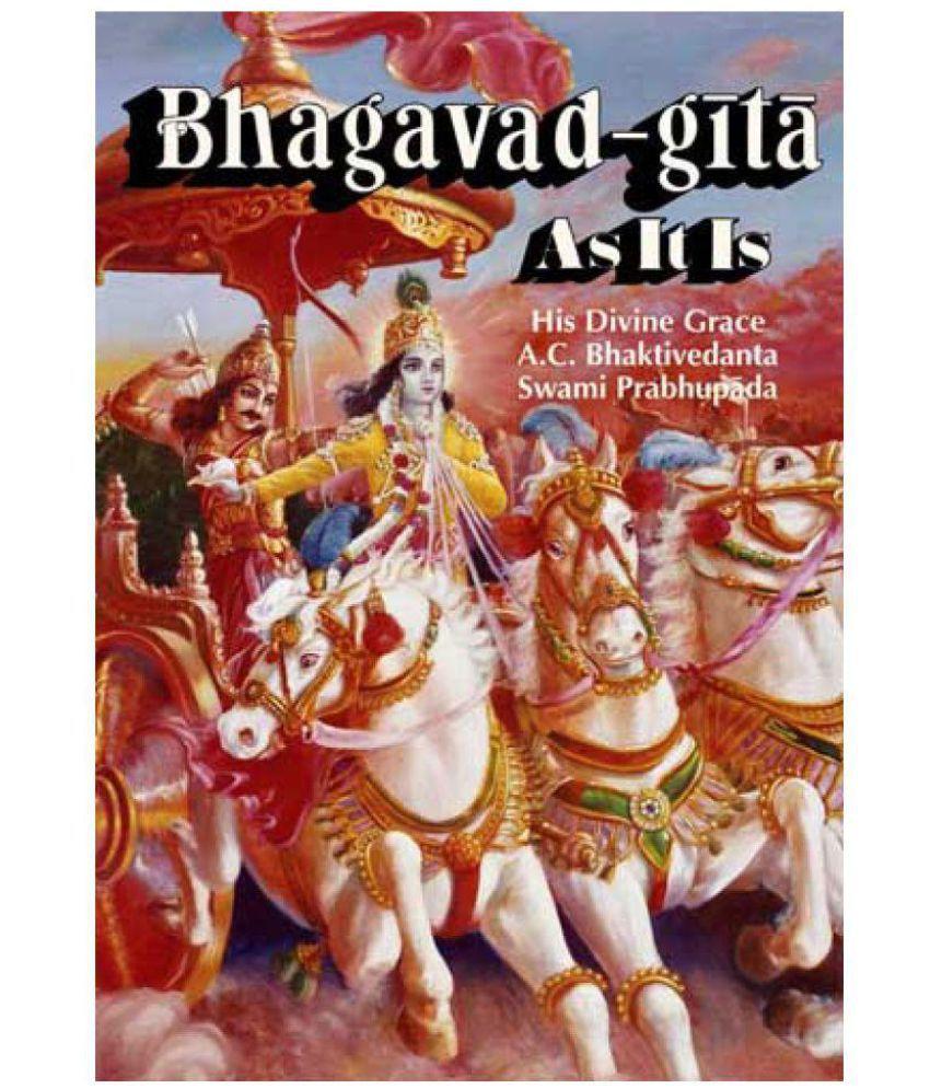 BHAGAVAD GITA AS IT IS ENGLISH COMPLETE EDITION