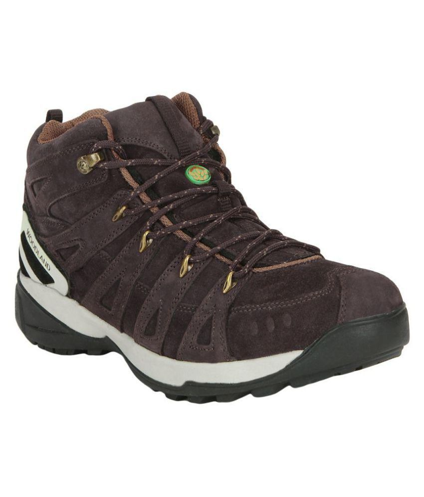 Woodland Brown Casual Boot