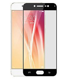 VIVO V5S Color Glass Screen Guard By SpectraDeal