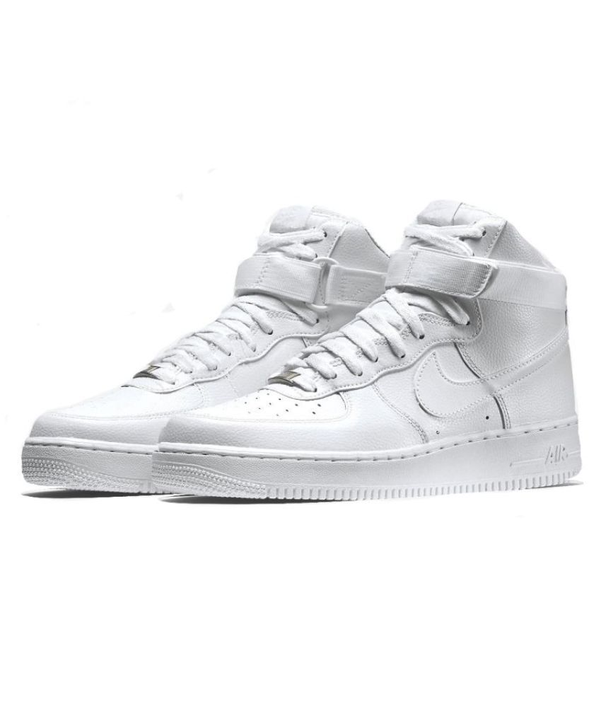 new concept c6373 8a84e ... Nike Air Force 1 High Running Shoes ...