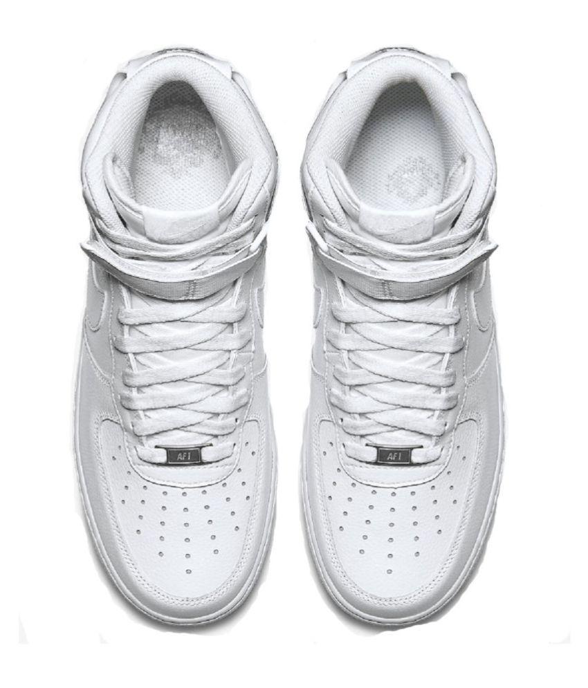la meilleure attitude 51498 44e0c Nike Air Force 1 High Running Shoes