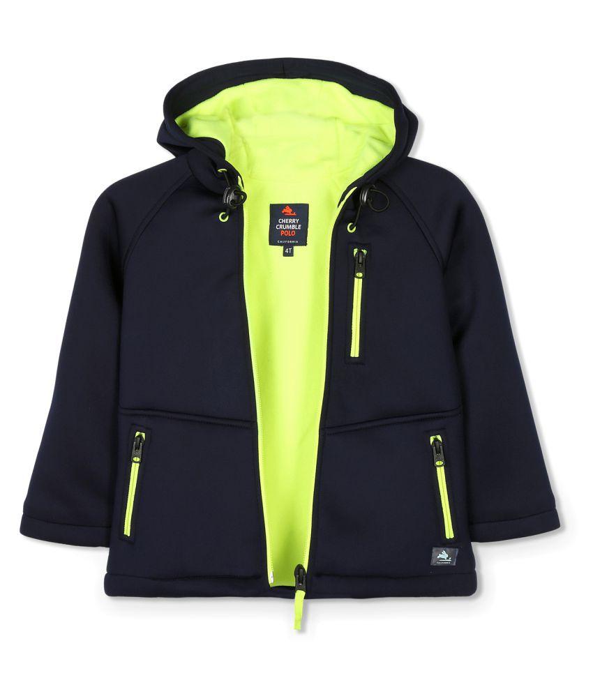 Cherry Crumble Lightweight Layer Jacket