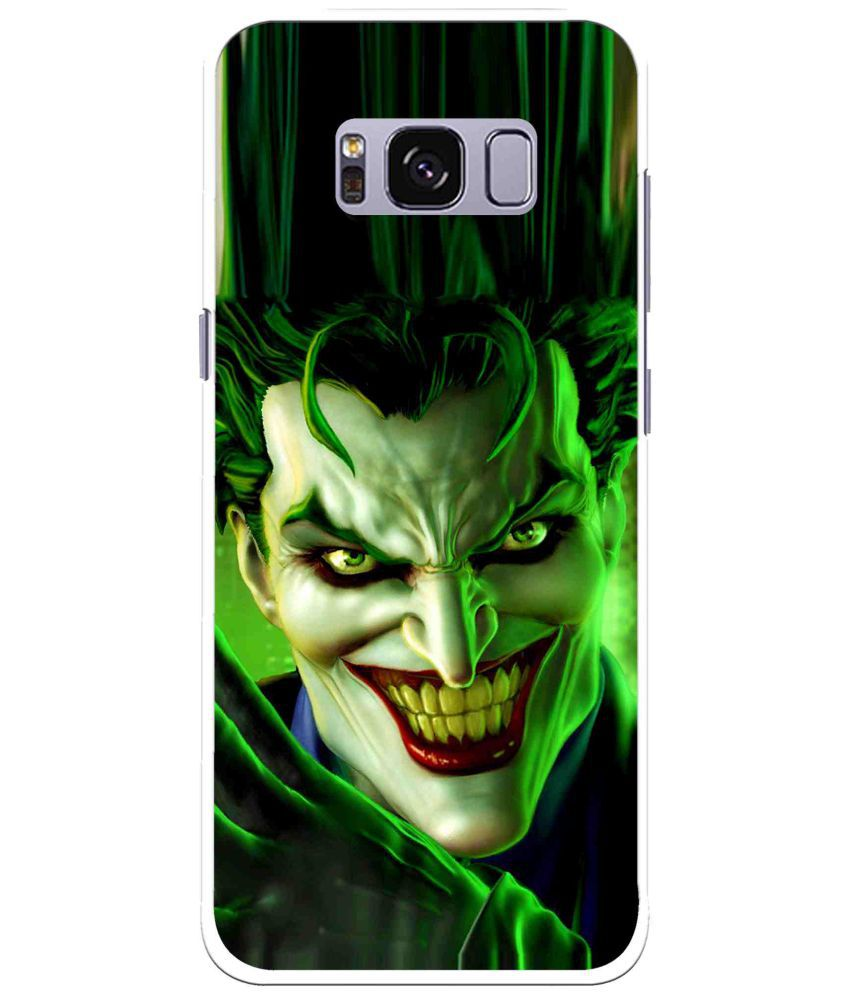 Samsung Galaxy S8 Printed Cover By Snooky