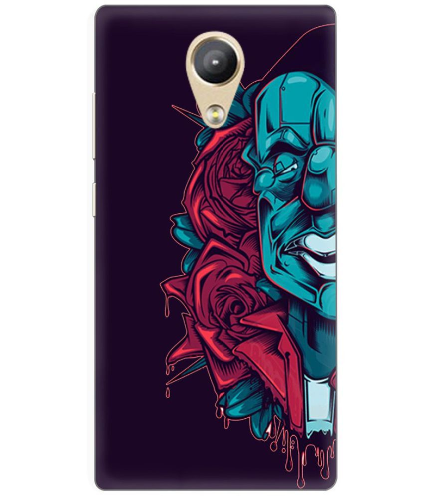 Lenovo Phab 2 Printed Cover By Knotyy