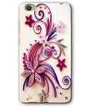 Vivo Y55 litres Printed Cover By Cell First