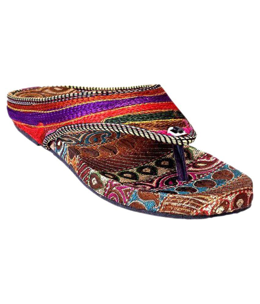 Urshop Multi Color Flat Flats