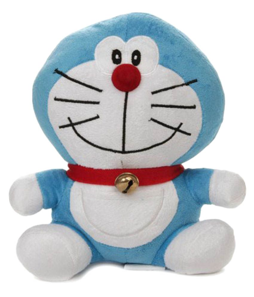 Soft Toys Cartoon : Ktc soft toy cartoon character doraemon big size buy