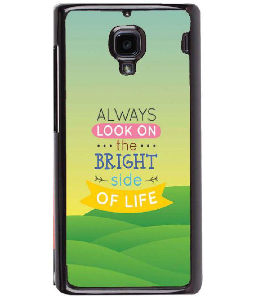 Xiaomi Redmi 1S 3D Back Covers By YuBingo
