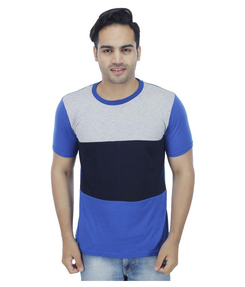 Fashion Beats Multi Round T-Shirt