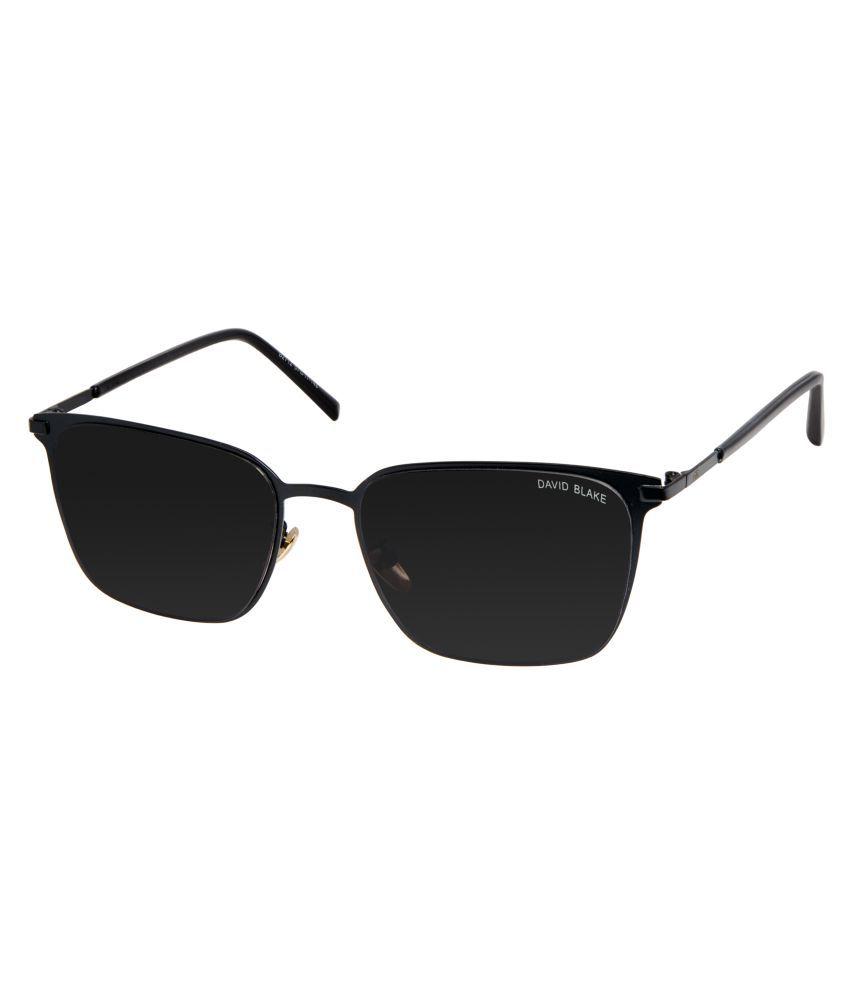 845a3a42d217 David Blake Black Wayfarer Sunglasses ( CDEW688 ) - Buy David Blake Black  Wayfarer Sunglasses ( CDEW688 ) Online at Low Price - Snapdeal