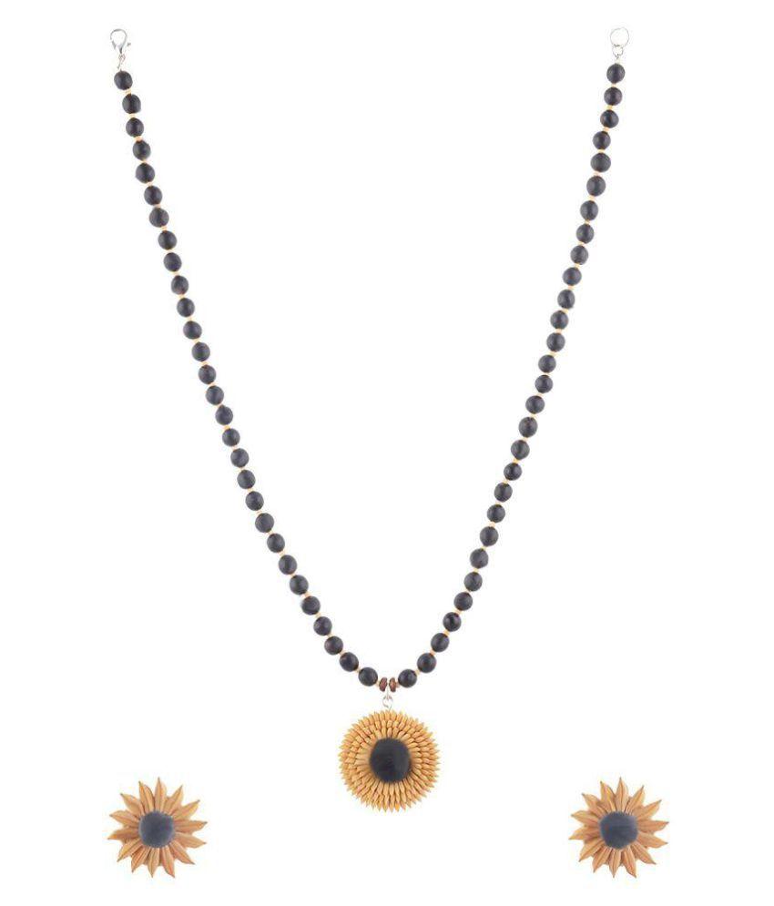 Jungle Jewels Starry Eyed Necklace Set