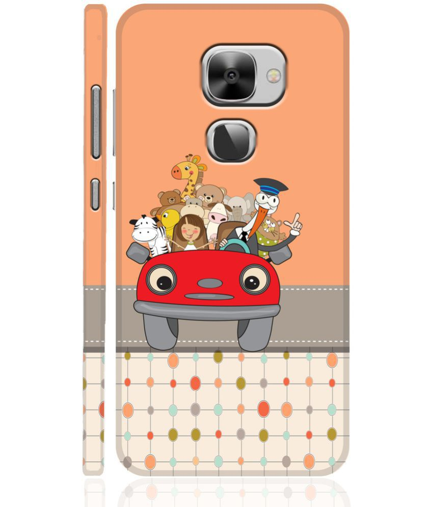 Letv 2s 3D Back Covers By AMAN