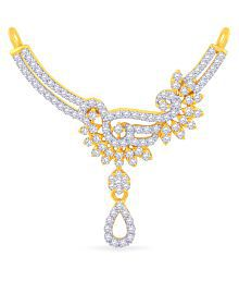 Malabar Gold And Diamonds 18k Yellow Gold Pendant - 682050327369
