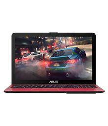 Asus R Series R558UQ-DM542D Notebook (7th Gen Intel Core i5- 4GB RAM- 1TB HDD- 39.62cm(15.6)- DOS- 2GB Graphics) (Red)