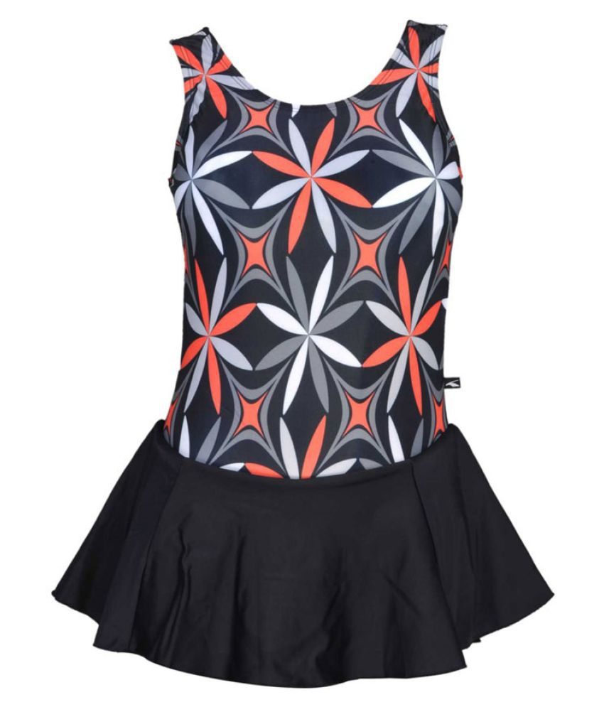 Champ Nylon Women Swimwear Frock/ Swimming Costume