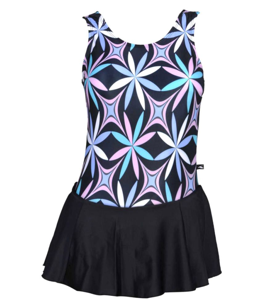 Champ Nylon Women Swimwear Frock