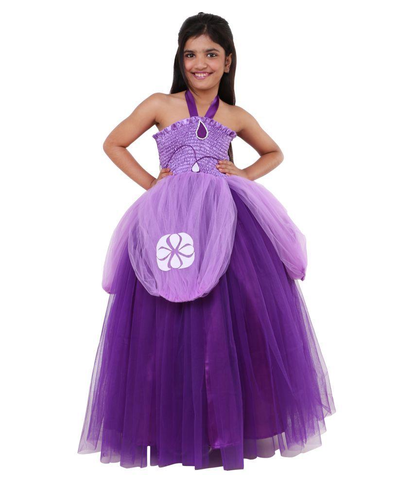 Sofyana Purple Gowns - Buy Sofyana Purple Gowns Online at Low Price ...