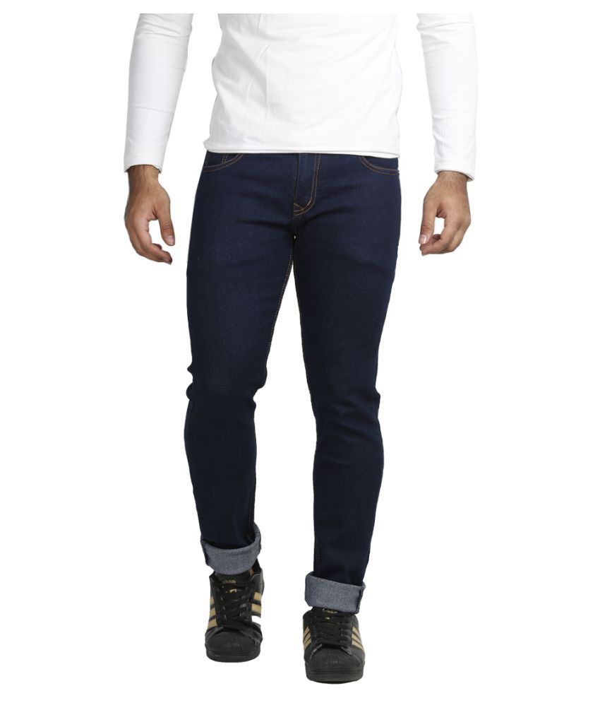 Vrgin Dark Blue Slim Jeans