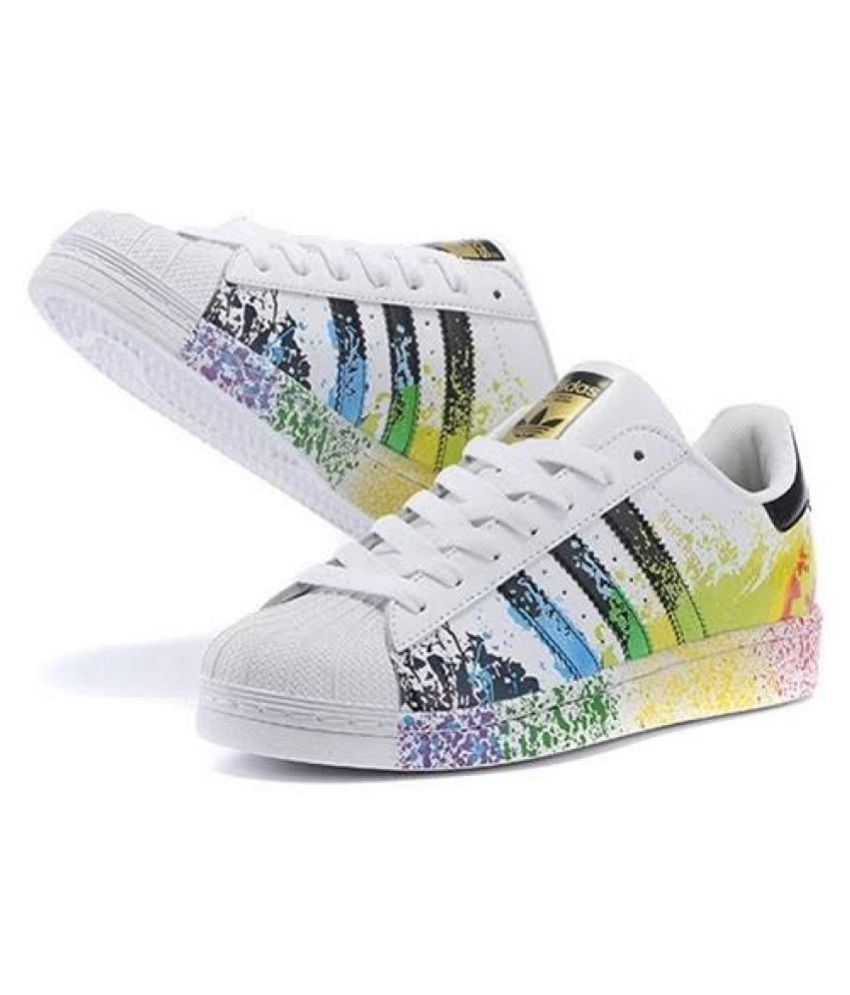 adidas superstar splash