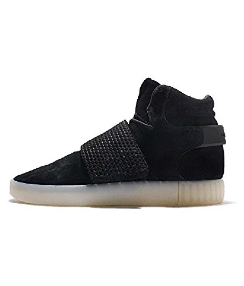 c4038e1f87ca Adidas Tubular Invader Strap Black Casual Shoes - Buy Adidas Tubular ...